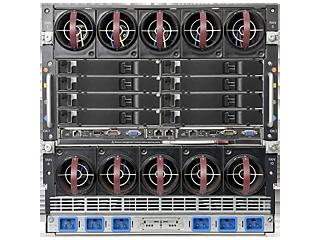 HPE BladeSystem c7000 Platinum Enclosure