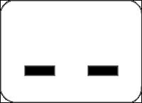 IEC 60320 C24 Pin Layout