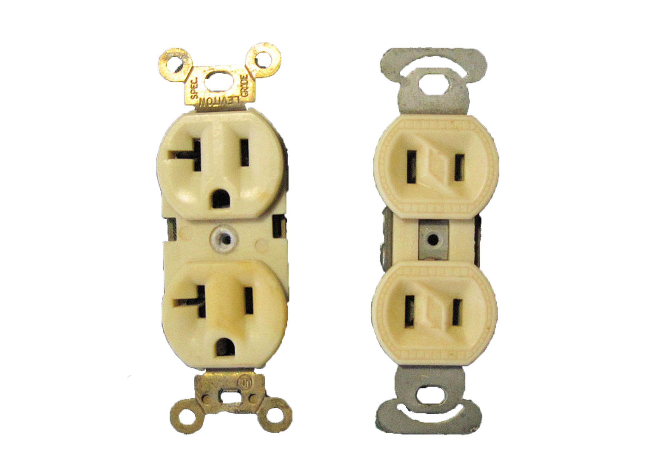 NEMA 1-15R Outlet vs. 5-15R Outlet