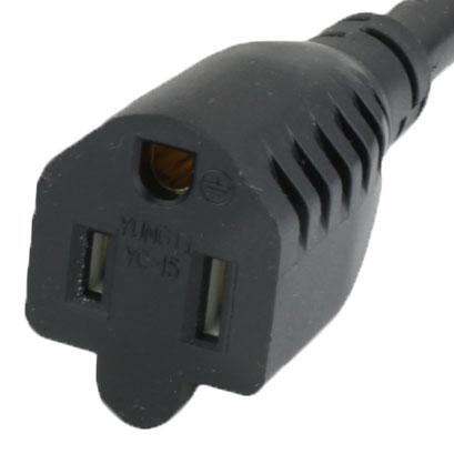 NEMA 5-15R Connector