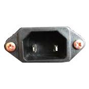 IEC 60320 C18 Inlet Example