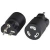 Photo of Adapter NEMA 6-20P to L6-20R 20A 250V BLACK